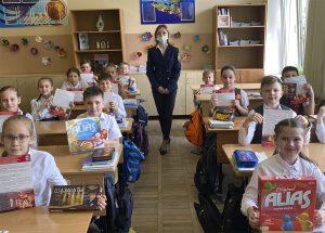 Выездное мероприятие в МБОУ МО г.Краснодар СОШ № 70