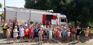 Пожарная безопасность посвященная Дню знаний